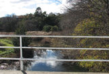 Picture relating to Queanbeyan River - titled 'Bridge over Queanbeyan River in Queanbeyan CBD'