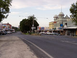 Picture of / about 'Yarram' Victoria - Yarram Vic - Main street looking east February 2005