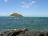 Picture relating to Archer Point - titled 'Rocky Islet, Archer Point'