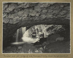 Picture relating to Numinbah Valley - titled 'Natural Arch in the Numinbah Valley, Queensland'