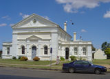 Picture relating to Boorowa - titled 'Boorowa Court House'
