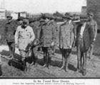 Picture relating to Queensland - titled 'General Pau in the Tweed River District, 1918'