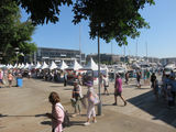 Picture of / about 'Pyrmont' New South Wales - SMH Growers Markets Pyrmont Bay Marina