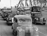 Picture relating to Brisbane - titled 'Traffic on the Story Bridge, Brisbane'