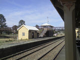 Picture relating to Wallerawang - titled 'Old Wallerawang Station - Wallerawang'