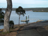 Picture relating to Pambula Lake - titled 'Pambula Lake'