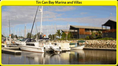 Picture of / about 'Tin Can Bay' Queensland - Tin Can Bay