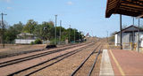 Picture relating to Longreach - titled 'Longreach Railway Station'