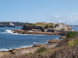 Picture relating to La Perouse - titled 'Bare Island'