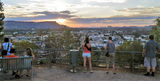 Picture relating to Alice Springs - titled 'Alice Springs sunset'
