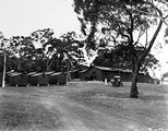 Picture of / about 'Red Hill' the Australian Capital Territory - Red Hill construction camp for sewerage workers