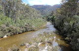 Picture of / about 'Mersey River' Tasmania - Mersey River, Tasmania