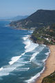 Picture relating to Stanwell Tops - titled 'South from Bald Hill lookout, Stanwell Tops'