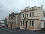 Picture relating to Mount Gambier - titled 'Mount Gambier Caledonian Society Building'