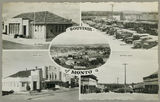 Picture relating to Monto - titled 'Collage of postcard photographs of Monto. Queensland'