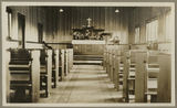 Picture relating to Toowoomba - titled 'Chapel at Glennie Memorial School, 1925'