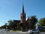 Picture relating to Echuca - titled 'St. Mary's Catholic Church Echuca'