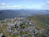 Picture relating to Waratah - titled 'Looking south from the summit of Mount Beecroft across the Vale River Valley'