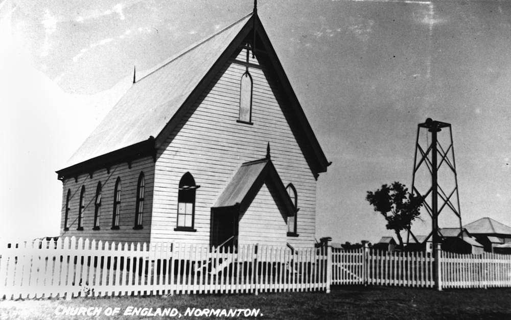 Picture of / about 'Normanton' Queensland - Church of England at Normanton