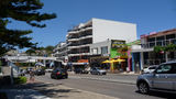 Picture relating to Nelson Bay - titled 'High-rise appartments in Nelson Bay'