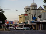 Picture of / about 'Yarram' Victoria - Yarram South side of the main street looking east