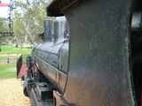 Picture relating to Nuriootpa - titled 'RX Locomotive No. 217, Nuriootpa'