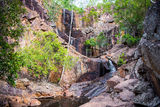 Picture of / about 'Robin Falls' the Northern Territory - Robin Falls