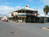 Picture relating to Strathalbyn - titled 'Strathalbyn Commercial Hotel'