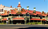 Picture relating to Kalgoorlie - titled 'The Exchange Hotel Kalgoorlie'