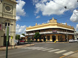 Picture relating to Maryborough - titled 'Post Office Hotel Maryborough'