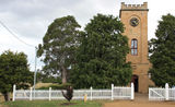 Picture relating to Richmond - titled 'St Luke's Anglican Church, Richmond'
