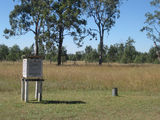 Picture relating to Dunmore State Forest - titled 'Dunmore State Forest - weather station'