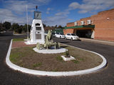 Picture relating to Werris Creek - titled 'Werris Creek War Memorial 1'