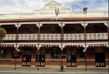 Picture relating to Minyip - titled 'Majestic Hotel Minyip'