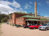 Picture relating to Goulburn - titled 'Old Goulburn pumping station'