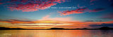 Picture relating to Gosford - titled 'Gosford Sunrise Seascape. Art photo digital download and wallpaper screensaver.'