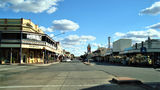 Picture relating to Broken Hill - titled 'Argent Street view Broken Hill'