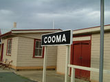 Picture relating to Cooma - titled 'Cooma - Railway station'