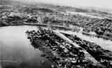 Picture of / about 'Brisbane' Queensland - Brisbane River and Story Bridge, 1939