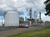 Picture relating to Longford - titled 'Esso BHP gas plant'