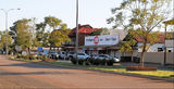 Picture relating to Mount Magnet - titled 'Mount Magnet and IGA Supermarket'