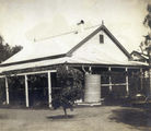Picture of / about 'Dillalah' Queensland - House of Mr Love, Dillalah, August 1907
