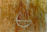 Picture of / about 'Walga Rock' Western Australia - Mystery Drawing on Walga Rock