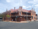 Picture relating to Ulverstone - titled 'Furners Hotel'