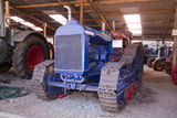 Picture relating to Tumby Bay - titled '1925 Fordson Tractor at Koppio Museum Tumby Bay'