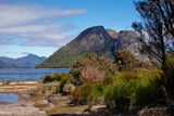 Picture relating to Mount Farrell - titled 'Mount Farrell, West Coast, Tasmania'