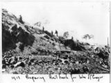 Picture relating to Wee McGregor Mine - titled 'Railway  for Wee Macgregor Mine'
