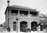 Picture relating to Redfern - titled 'Redfern Fire Station. '