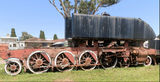 Picture relating to Queenscliff - titled 'Garratt Steam Locomotive Queenscliff'