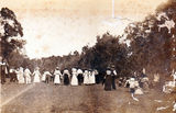 Picture relating to Brisbane - titled 'Torwood Sunday School Picnic Brisbane 1917'